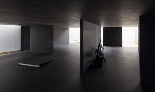 Schritt, zwischen | Capsule 01 | Haus der Kunst | Photo: Maximilian Geuter